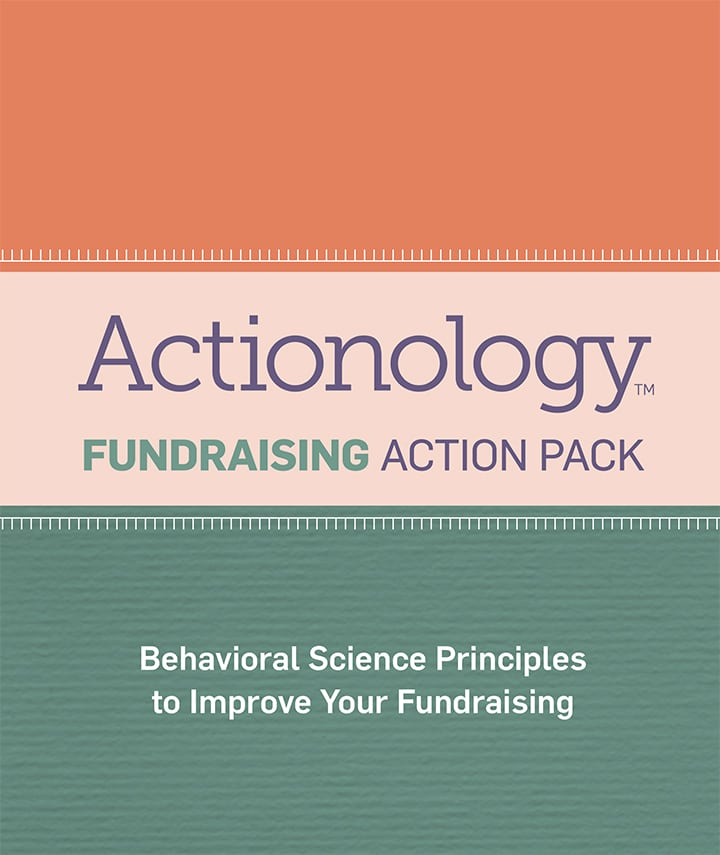 Fundraising Action Pack News Release