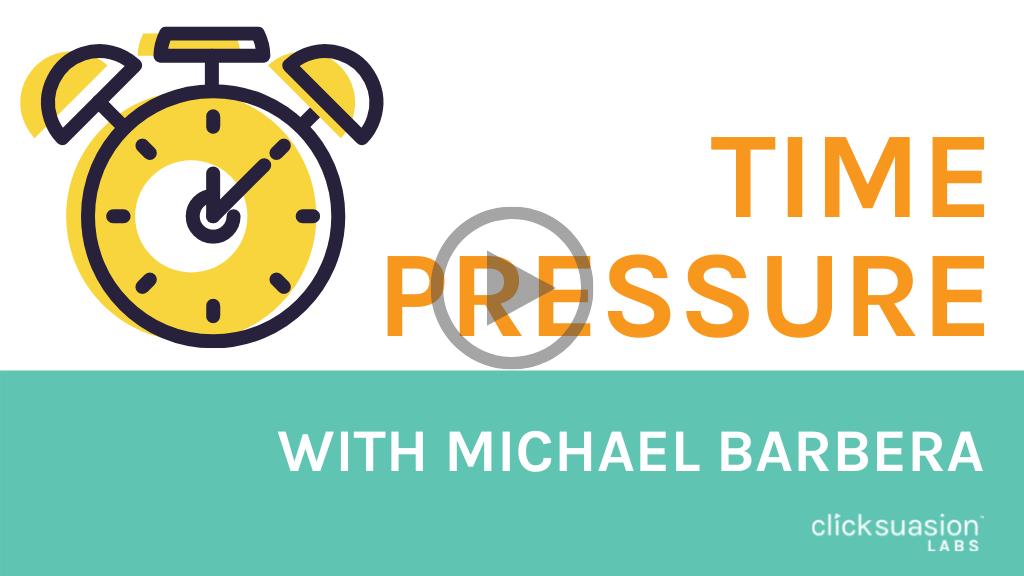 Time Pressure