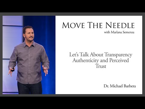 Move the Needle with Chief Behavioral Officer Michael Barbera