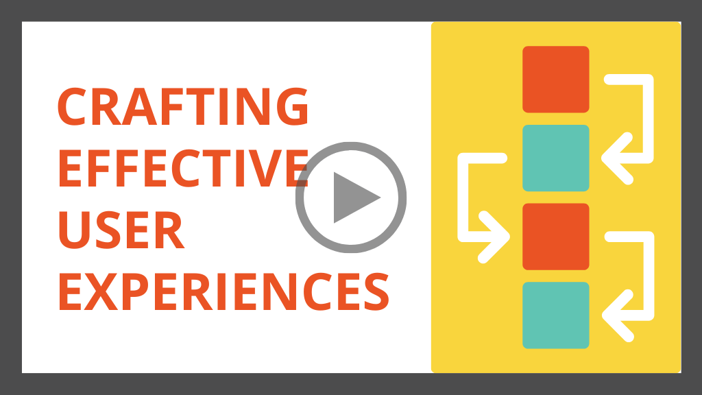 Crafting Effective User Experiences
