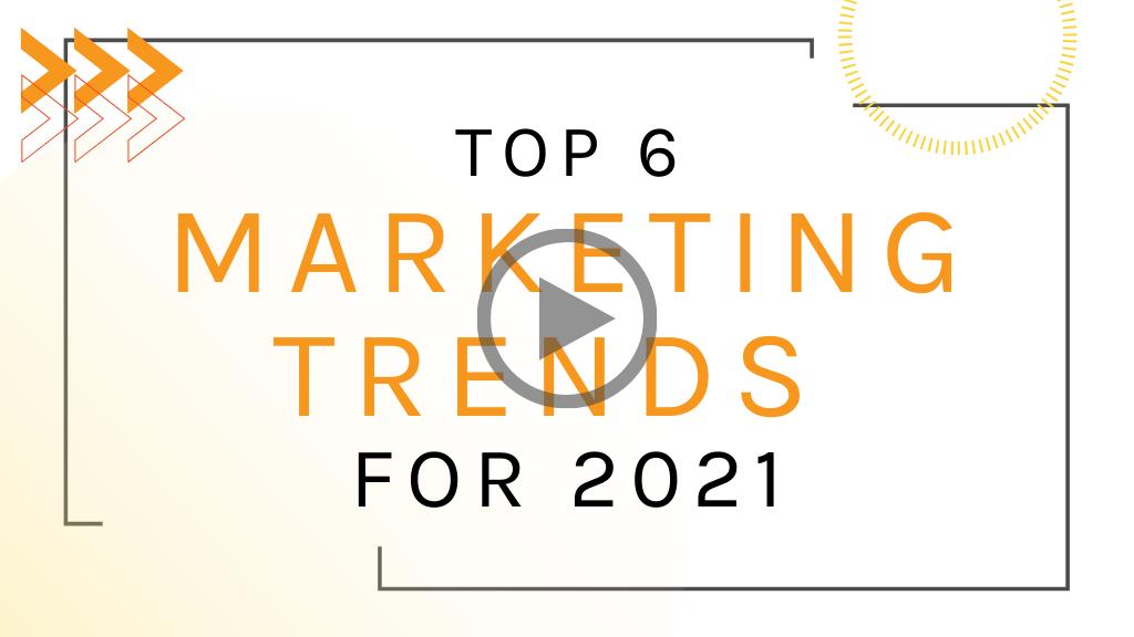 Top 6 Marketing Trends Webinar